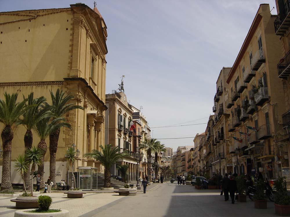 Web cam porto empedocle sicilia via roma diretta for Camera in diretta
